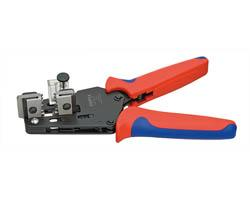 Solar cable stripper 4/6/10 mm² Knipex 12 12 12