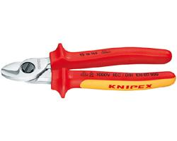 Solar cable shears Knipex 95 16 165
